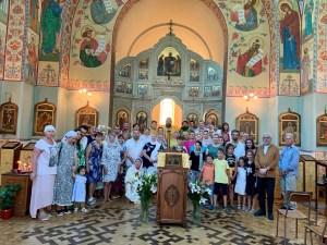 Bishop Irenei celebrates the Feast of St Seraphim of Sarov in Sanremo, Italy | В день памяти преп. Серафима Саровского, Преосвященный епископ Ириней совершил Литургию в городе Санремо в Италии