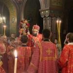Bishop Irenei and Bishop Alexander Concelebrate the Altar Feast of the Cross in Geneva