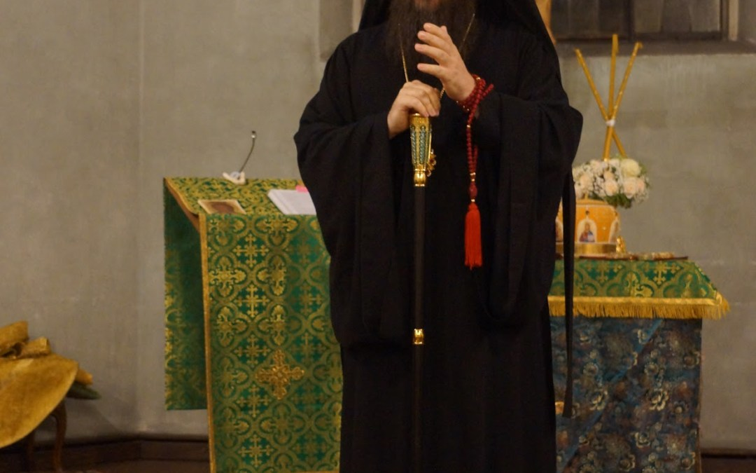 Fourth Live-Stream Lenten Spiritual Talk with Bishop Irenei Tonight: 'How to Quiet the Mind: Practicing the Discernment of Thoughts', for the Benefit of Those Housebound on Account of the Current Epidemic