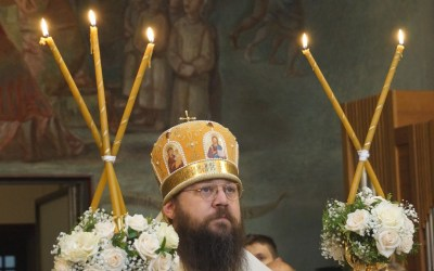 75-летний юбилей Свято-Троицкого прихода в Берне | 75th Anniversary Celebrations of the Trinity Parish in Bern