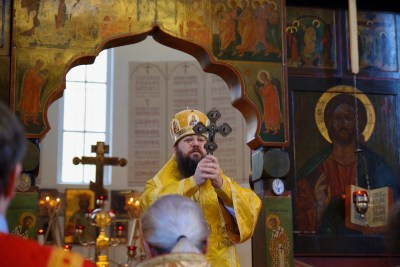 'Many Years' proclaimed for the Hierarchy and for the Parish