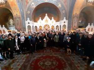 Bishop Irenei visits Florence Parish on its 120th Anniversary