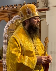 Diocese to Live Stream a Series of Lenten Spiritual Talks with Bishop Irenei, for the Benefit of Those Housebound on Account of the Current Epidemic