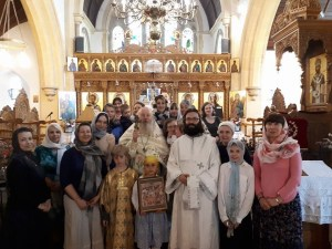 Altar Feast of the Cheltenham Parish Celebrated on 22nd July
