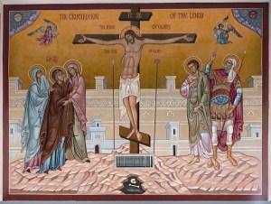Прославления Христа распятого в евангелии от Иоанна | La glorification de Jésus sur la croix dans l'évangile de Jean