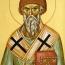 Święty Spirydon biskup Tremithus