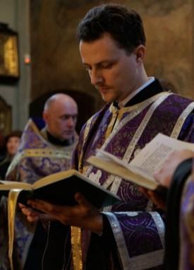 Ks. diakon Aleksy Kucy