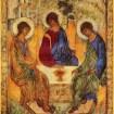 Ikona Trójcy Świętej według Andrieja Rublowa