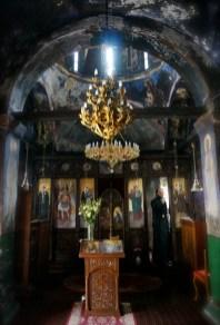 Ihumen Damaskin, przełożony monasteru Święty Roman w Serbii