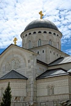 Główna kopuła cerkwi