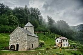 Monaster Archanioła Michała w dolinie Tary