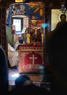 Boska Liturgia w cerkwi Świętej Trójcy