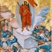 Zmartwychwstanie Pańskie - ikona lubelska