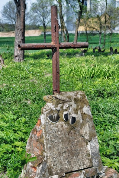 Cmentarz prawosławny w Teratynie