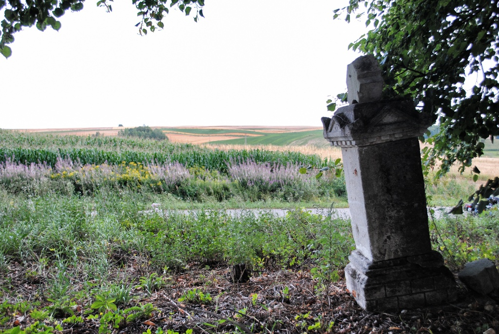 Cmentarz prawosławny w Gdeszynie