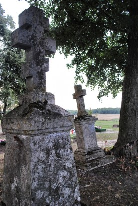 Cmentarz prawosławny w Horyszowie Ruskim