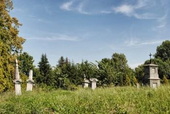 Cmentarz prawosławny w Terebiniu