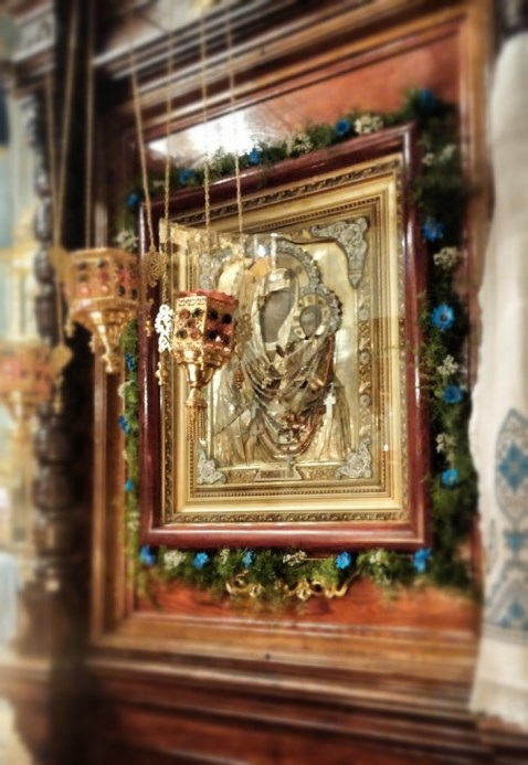 Lubelska Ikona Matki Bożej