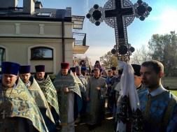 Przed Boską Liturgią święta Lubelskiej Ikony Matki Bożej