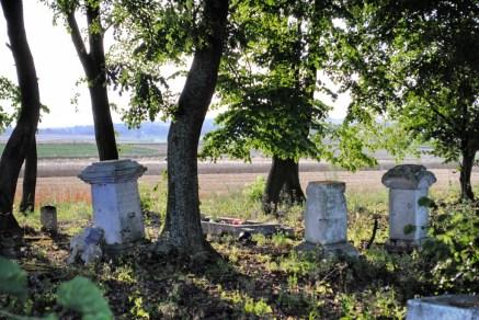 Cmentarz prawosławny w Zaborcach