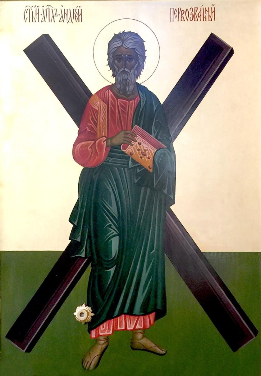 Ikona św. Andrzeja