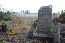 Cmentarz prawosławny w Kosmowie