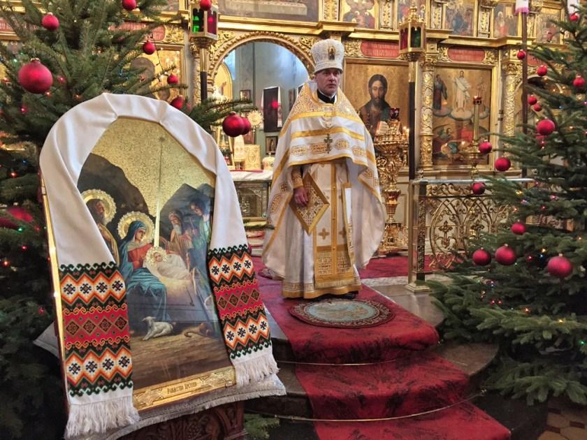 Kazanie o św. Józefie głosi ks. mitrat Andrzej Łoś