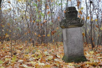Prawosławne nekropolie - Dobromierzyce