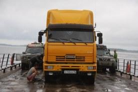 Wyprawa samochodowa Lublin - Magadan