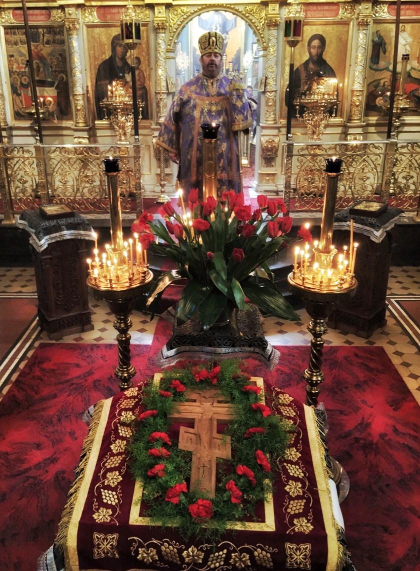 Kazanie władyki Abla na święto Adoracji Krzyża Pańskiego