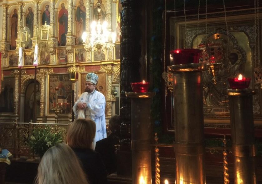 W dwudziestą drugą niedziele po święcie Pięćdziesiątnicy w tym roku lubelska cerkwie katedralna celebruje wielkie lokalne święto Lubelskiej Ikony Matki Bożej. W czasie Boskiej Liturgii kazanie wygłosił Biskup Przemyski i Gorlicki Paisjusz, nawiązując do czytanych w tym dniu słów Ewangelii wg św. Łukasza: o bogaczu i Łazarzu, a także z okazji lubelskiego święta o Marcie i Marii. Wiele uwagi władyka poświęcił cudotwórczej Lubelskiej Ikonie Matki Bożej.
