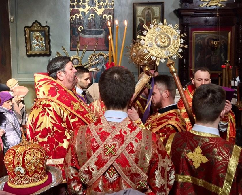 Ewangelia na święto Triumfu Prawosławia