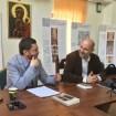 Spotkanie z Kalinem Mikhajlovem - bułgarskim poetą chrześcijańskim