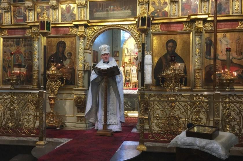 Kazanie na dziesiątą niedzielę głosi ks. mitrat Andrzej Łoś