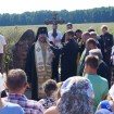 """Nabożeństwo na 70. rocznicę akcji """"Wisła"""" we wsi Wołoszki"""