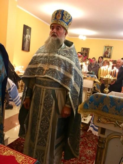 Ojciej Aleksander w Nowowołyńska