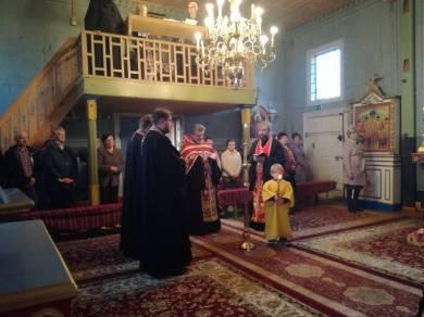Podwyższenie Krzyża w Horostycie 2017 3