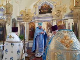 Święto parafialne w Bończy 7