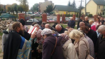 Święto parafialne w Sławatczach 8