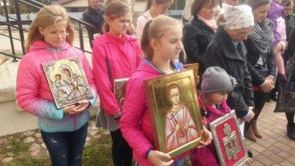 Święto parafialne w Sławatczach 9