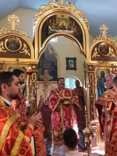 Święto ku czci św. Onufrego w Puławach 3