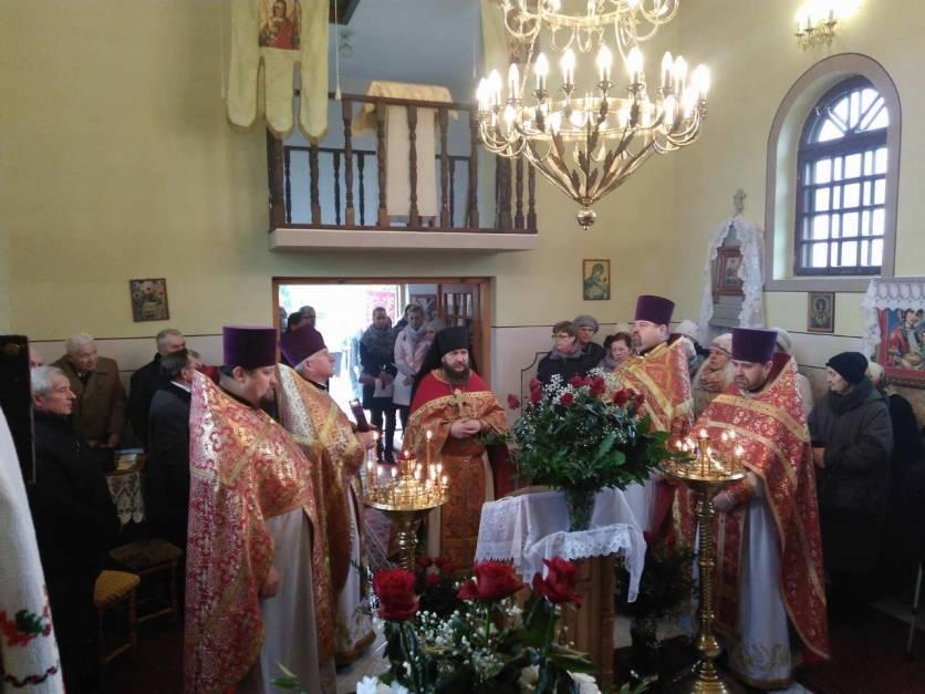 Święto parafialne w Janówce 2