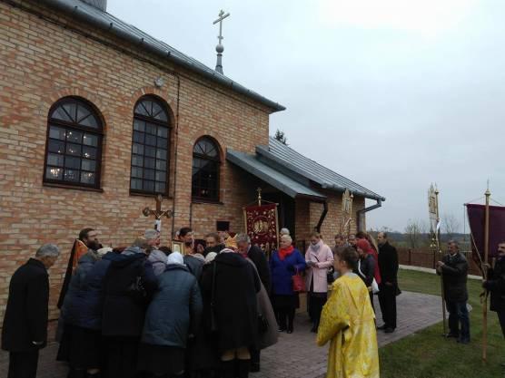 Święto parafialne w Janówce