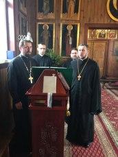 Rekolekcje dekanatu terespolskiego i bialskiego - monaster w Kostomłotach 2017 3