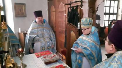 Rekolekcje duchowieństwa dekanatu zamojskiego w Turkowicach 2017