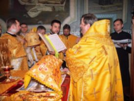Święcenia kapłańskie diakona Michała Doroszkiewicza 5