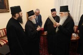 Serbia - przekazanie relikwii 2018 2