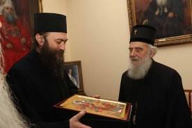 Serbia - przekazanie relikwii 2018 4