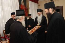 Serbia - przekazanie relikwii 2018 5