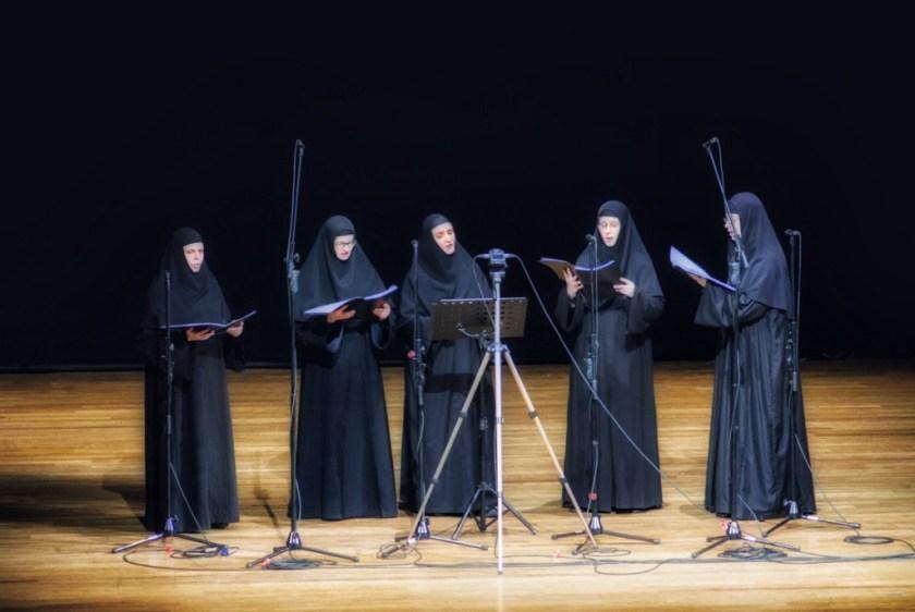 """Siostry z Turkowic na """"Wieczorze kolęd wschodniosłowiańskich w Lublinie"""""""